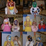 Children's Clay Projects - Clay Masks