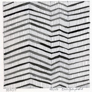 Cindy Guajardo - 100 Days of Pattern 40