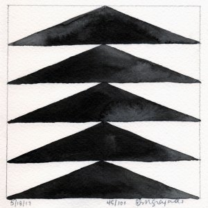 Cindy Guajardo - 100 Days of Pattern 45
