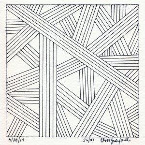 Cindy Guajardo - 100 Days of Patterns 26