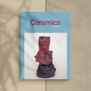Ceramics NZ Volume 2 Issue 1 cover