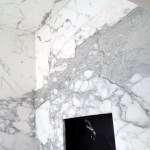 Bathroom Tile Remodeling Marble Bookmatching Palm Beach 4
