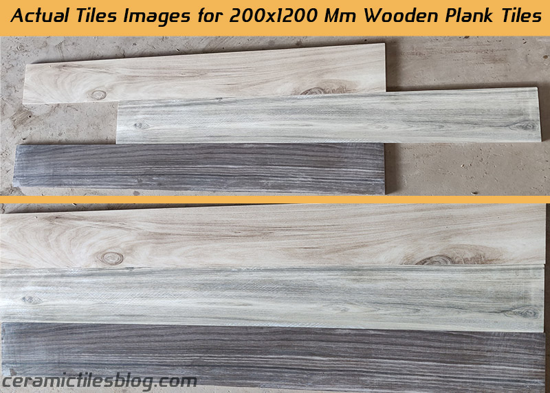 Wooden Plank Tiles