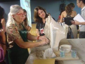 ceramista Vilma Villaverde