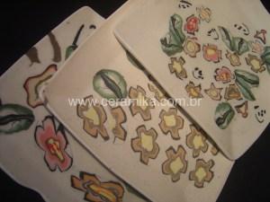 porcelana decorada tecnica nerikomi