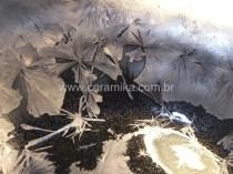 ceramica alta temperatura com cristais