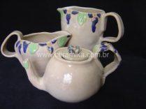 conjunto em ceramica stoneware