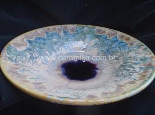 esmalte cristalino em oxidação