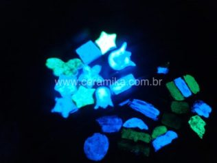 esmaltes luminescentes