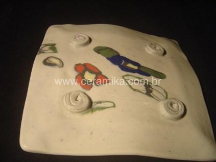 porcelana colorida nerikomi