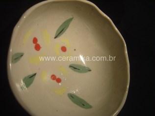 porcelana decorada nerikomi