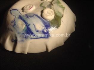porcelana com tecnica nerikomi