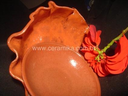 esmaltes ceramicos vermelhos