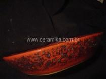 vidrado ceramico em redução