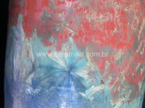 esmalte cristalino em ceramica