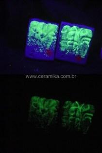 esmaltes especiais para efeitos em luz UV