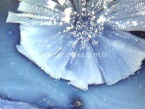 cristais fortuitos no vidro ceramico