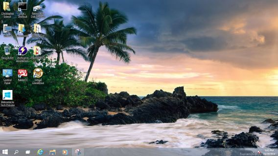 Laptop Screenshot Windows 10