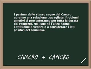cancro + cancro