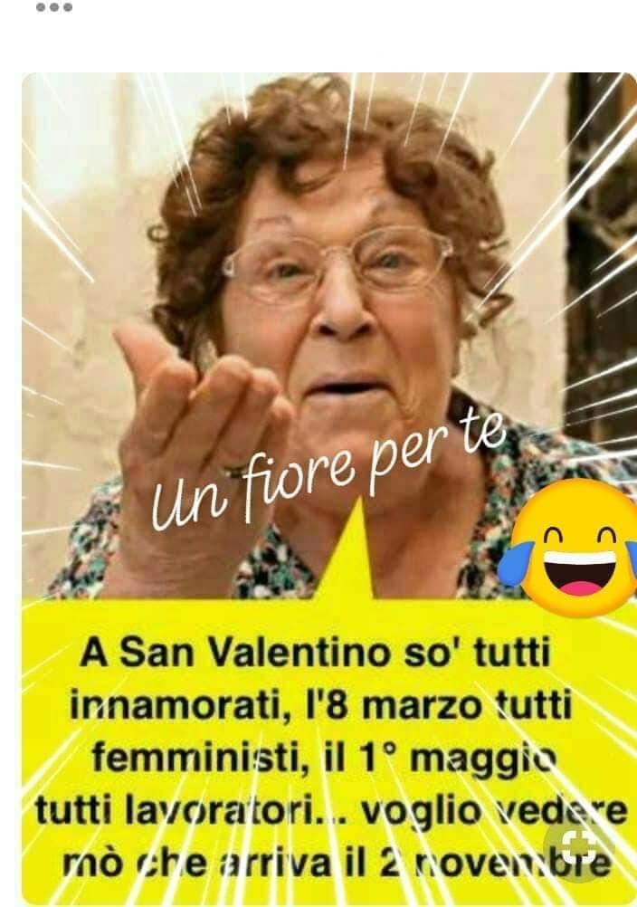 A San Valentino so' tutti innamorati...