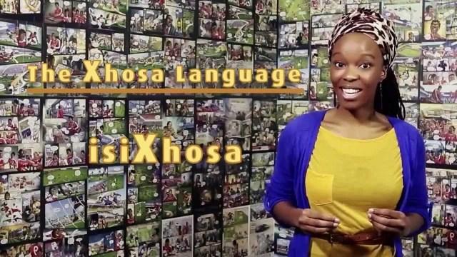 Introduzione allo Xhosa dal video di UBuntu Bridge linkato sotto