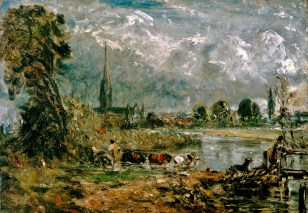 Constable-Cathedrale de Salisbury1