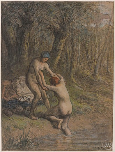 JF.MILLET-Les-Baigneuses_artwork_illustration copie