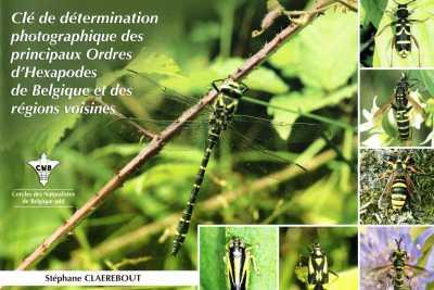 publication, cle de determination photographique des hexapodes de belgique