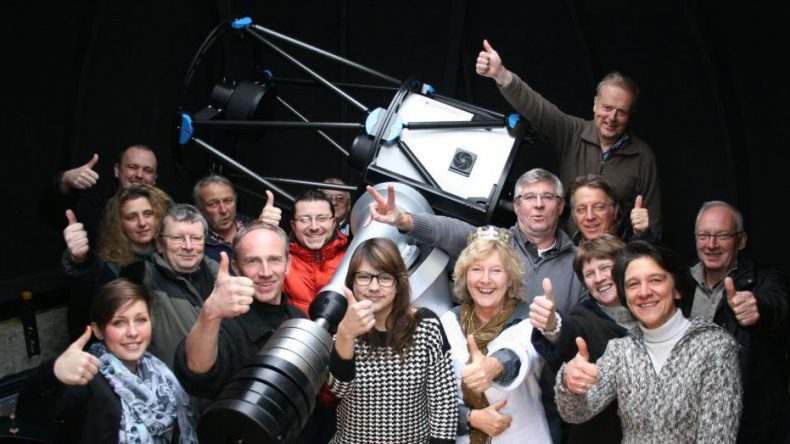 observatoire astronomie centre ardenne equipe