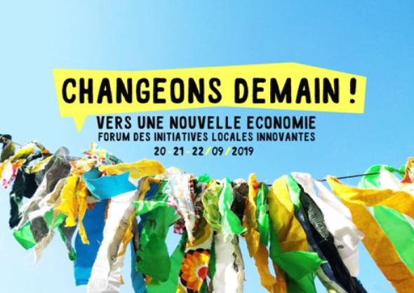 changeons demain, le forum citoyen