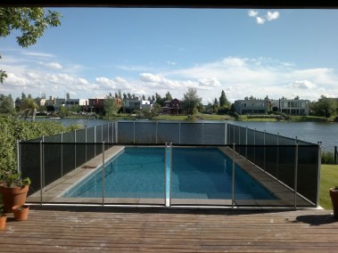 Cercos Removibles para piscinas g safe