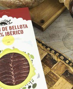 Sobre de Jamón de Bellota 100% Ibérico de Cerdoh!