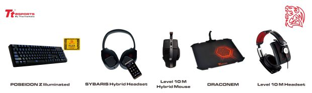 Tt eSPORTS at the CES 2014 – Leading the way for gaming gear