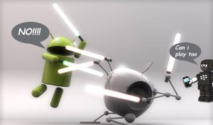 apple android bb