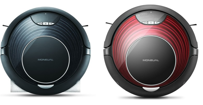 Moneual's Smartphone-Controlled Robot Vacuum System Coming