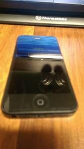 iPhone Screen Scratch Off
