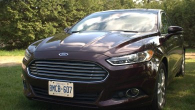 Photo of Behind The Wheel: 2014 Ford Fusion SE