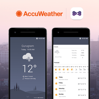 AccuWeather to Provide Essential Weather Content Worldwide