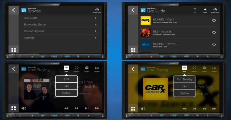 KENWOOD Ships Flagship Receivers With Wireless Android Auto