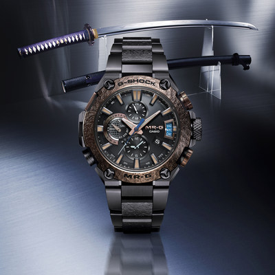 19659f41b7b8 Casio G-SHOCK Continues To Innovate Premium MR-G Line With Special Edition  Connected Timepiece
