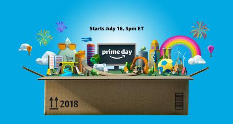Amazon Unboxes Deals Across Exclusive Brands Ahead of Prime
