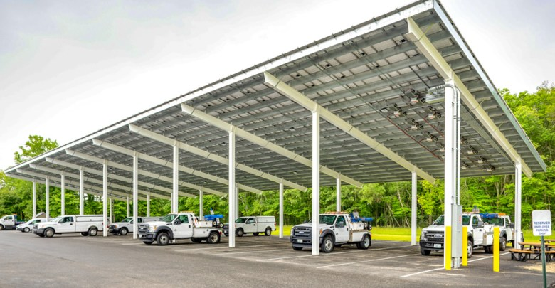 Protect Your Vehicle Fleet Baja Solar Carports Standard