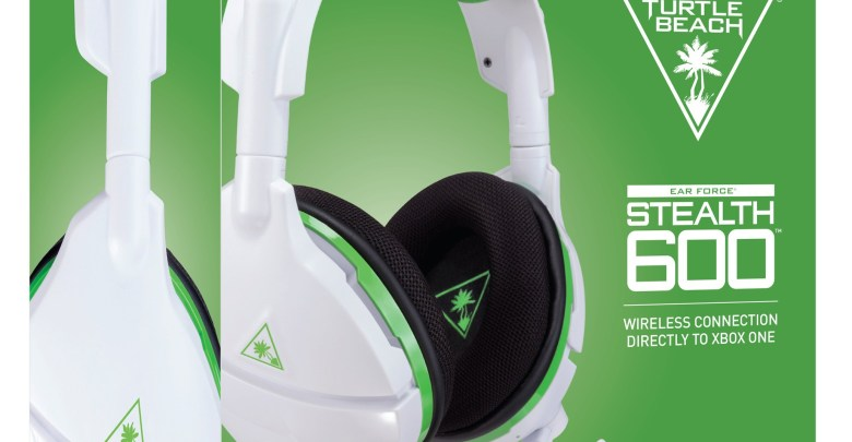 ae33e28a1d8 Turtle Beach introduces a new white colorway for its best-selling Stealth  600 wireless gaming headset for Xbox One. Available exclusively at GameStop  and ...