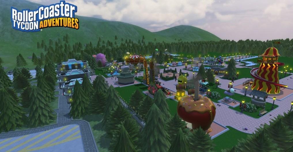 Atari® Brings Iconic Theme Park Management Series to