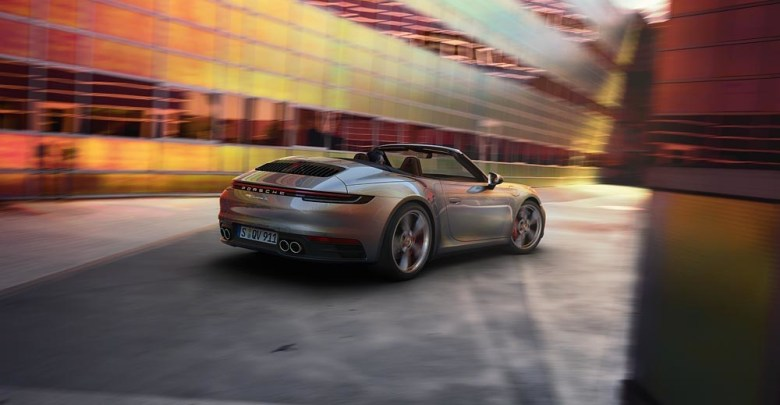 Open Air Thrills The New 2020 Porsche 911 Carrera S And 4s