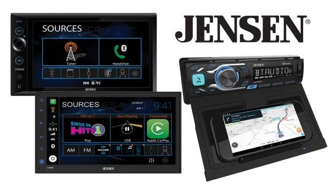 Namsung America Intros 3 New In-Vehicle Multimedia Receivers
