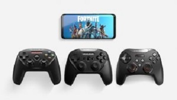 chicago february 13 2019 steelseries the global leader in gaming peripherals today announces full fortnite compatibility across all its mobile - can you use a controller on fortnite mobile 2019