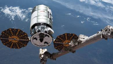 Photo of NASA TV to Air Departure of Cygnus Cargo Spacecraft from Space Station