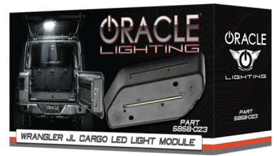 Photo of Oracle Lighting Launches New Jeep Wrangler JL Cargo LED Light Module