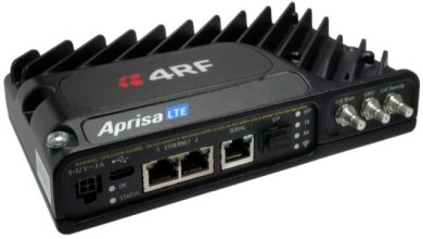 Photo of 4RF to exhibit preview of the new Aprisa LTE modem router at DISTRIBUTECH 2020
